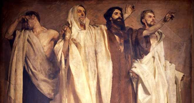 Strengthening Prophets